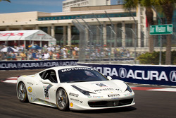 #56 Ferrari of Ft Lauderdale 458CS: Jose Valera