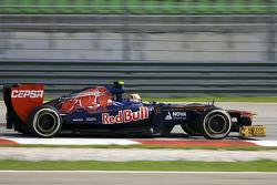 Jean-Eric Vergne, Scuderia Toro Rosso
