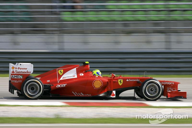 2012 : Ferrari F2012