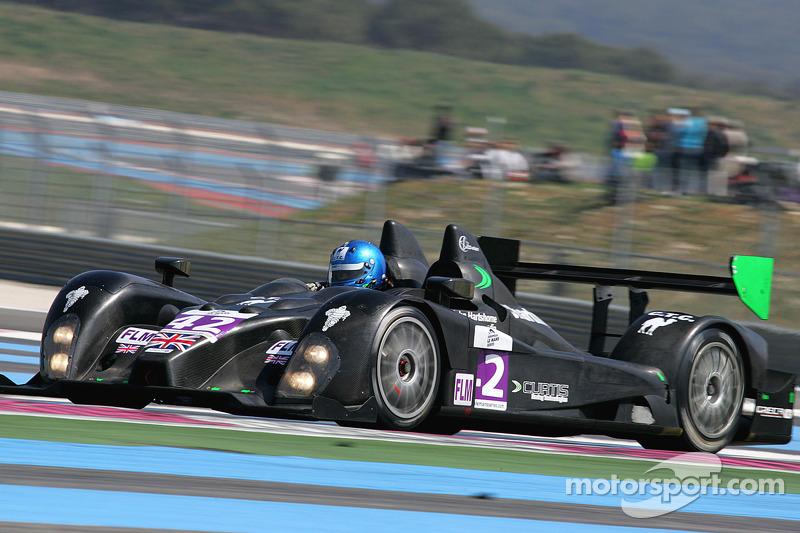 #42 Curtis Racing Technologies Formula Le Mans - Oreca - 09: John Hartshorne, Alex Kapadia, Phil Keen