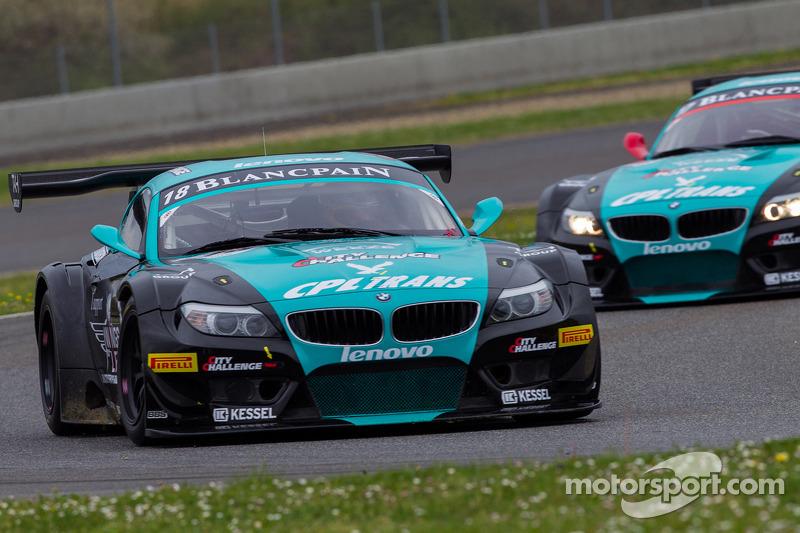 #18 BMW Team Vita4one BMW Z4 GT3: Yelmer Buurman, Michael Bartels