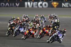 Arrancada: Dani Pedrosa, Repsol Honda Team líder