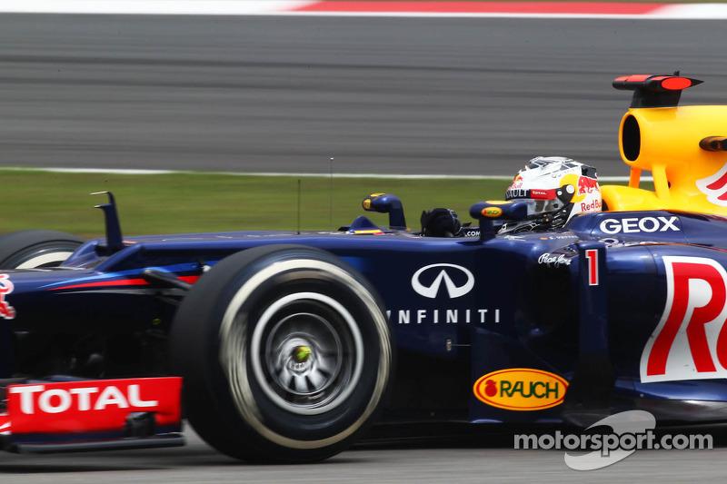 Sebastian Vettel, Red Bull Racing