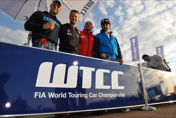 Robert Huff, Chevrolet Cruze 1.6T, Chevrolet, Tiago Monteiro, Chevrolet Cruze 1.6T, Chevrolet