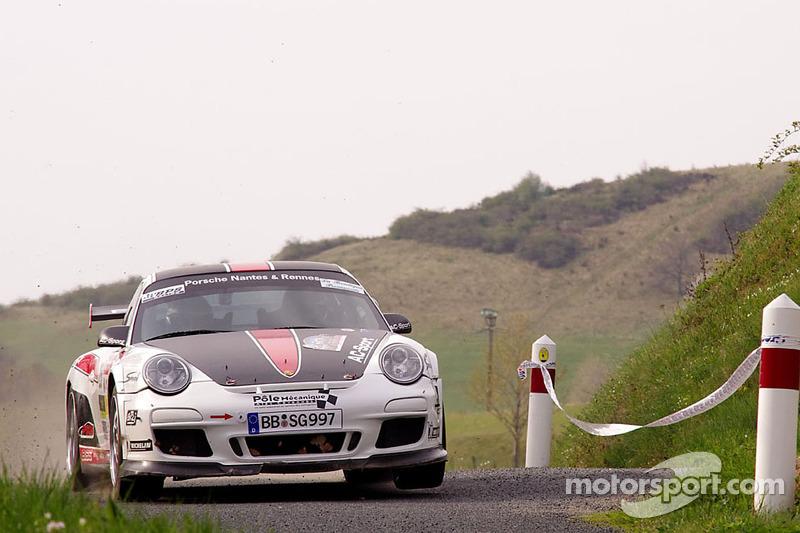 Romain Dumas en Matthieu Baumel, Porsche 997 GT3 RS