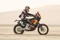 #7 KTM: Ruben Faria