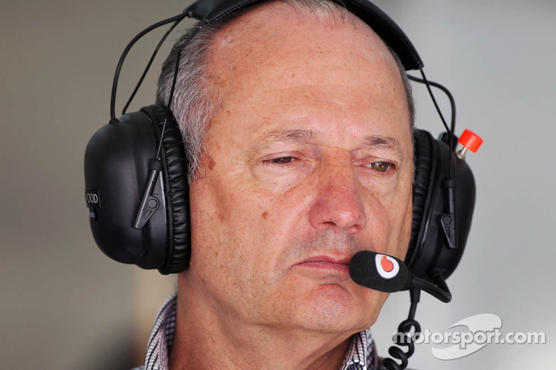Ron Dennis, McLaren Mercedes Executive Chairman