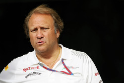 Bob Fernley, Sahara Force India F1 Team Deputy Team Principal