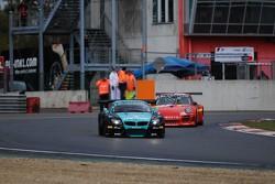 #18 BMW Team Vita4one BMW Z4 GT3: Michael Bartels, Yelmer Buurman