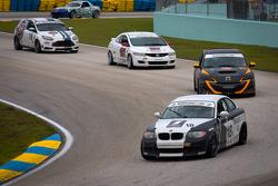 #18 Insight Racing BMW 128i: Ryan Ellis, Martin Jensen