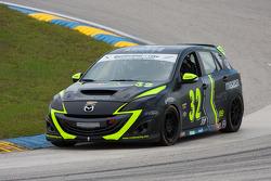 #32 i-MOTO Mazda Speed 3: Tom Dyer, Izzy Sanchez