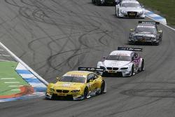 Dirk Werner, BMW Team Schnitzer BMW M3 DTM, Andy Priaulx, BMW Team RBM BMW M3 DTM