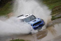 Eliseo Salazar and Marc Marti, Mini John Cooper Works WRC