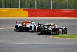 #13 Rebellion Racing Lola B12/60 Toyota: Andrea Belicchi, Harold Primat, Vitantonio Liuzzi