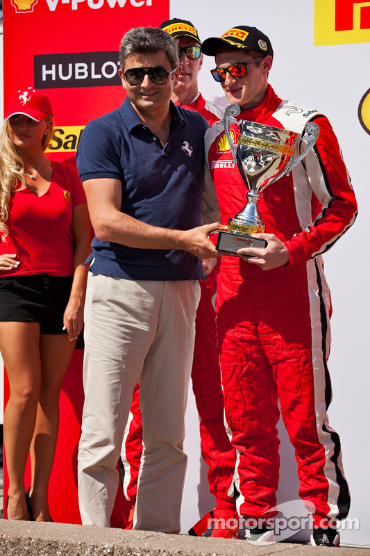 1st Place Race #1 TP Class: Onofrio Triarsi