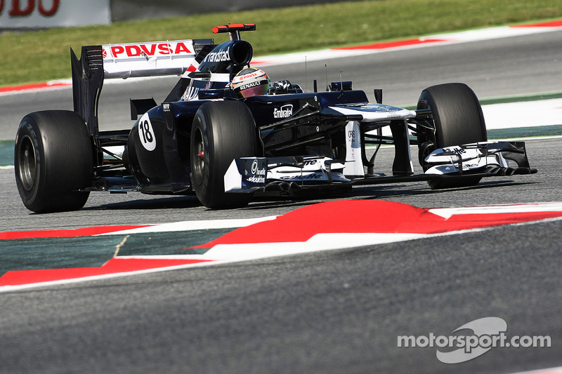 2012 - Pastor Maldonado, Williams