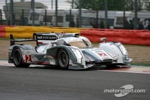 #2 Audi Sport Team Joest Audi R18 e-tron quattro: Allan McNish, Tom Kristensen