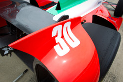 Detail, Michel Jourdain, Rahal Letterman Lanigan Honda