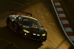 #34 Car Collection Motorsport, Audi R8 LMS: Peter Schmidt, Ronnie Saurenmann, Lorenzo Rocco