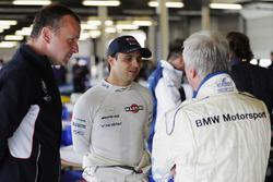 Felipe Massa, Williams, to Steve Soper
