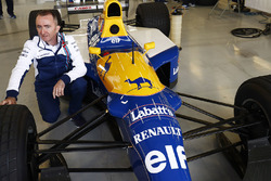 Veertigste verjaardag van Williams F1