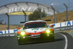Teste para as 24 Horas de Le Mans