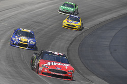 Kurt Busch, Stewart-Haas Racing, Ford; Cody Ware, Rick Ware Racing, Chevrolet; Ricky Stenhouse Jr., Roush Fenway Racing, Ford