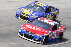 Austin Dillon, Richard Childress Racing, Chevrolet; Cody Ware, Rick Ware Racing, Chevrolet