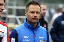 #67 Ford Chip Ganassi Racing Ford GT: Andy Priaulx