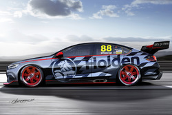 Holden Commodore Concept unveil