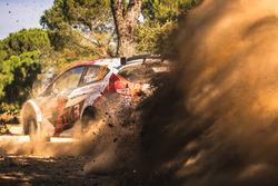 Hiroki Arai, Glenn MacNeall, Ford Fiesta R5