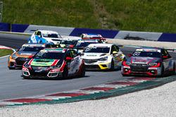 Jose Fernando A. Rodrigues, Target Competition, Honda Civic Type R-TCR, Sandro Kaibach, Aust Motorsport, Audi RS3 LMS