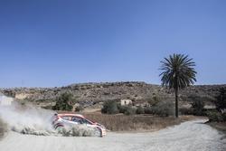 #10 Raif Denktaş, Derviş Bora Savarona, Ford Fiesta R5