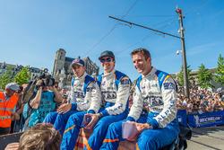 Desfile de pilotos viernes