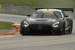 #92 MCC Motorsports Mercedes AMG GT3: Alexandre Negrao