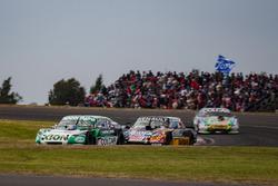 Agustin Canapino, Jet Racing Chevrolet, Facundo Ardusso, Renault Sport Torino, Gaston Mazzacane, Coiro Dole Racing Chevrolet