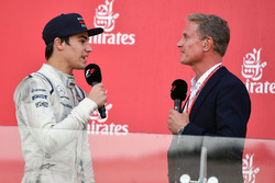 Lance Stroll, Williams, David Coulthard, Channel Four TV Commentator