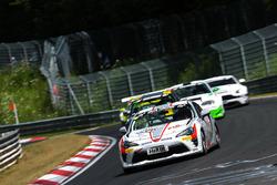 Sascha Köhler, Alex Fielenbach, Toyota GT86