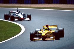 Ральф Шумахер, Jordan 197 Peugeot