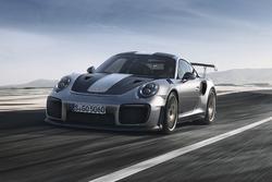Porsche 911 GT2 RS Bemutató