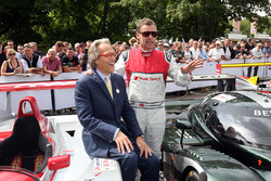 Tom Kristensen ve Lord Charles March