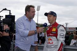 Mattias Ekström, Audi Sport Team Abt Sportsline, Audi A5 DTM met Patrick Simon