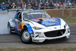 Mike Whiddett, Mazda RX-5
