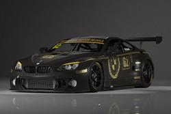BMW Team SRM livery