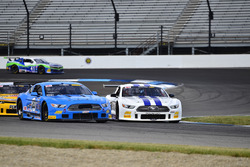 #23 TA2 Ford Mustang, Curt Vogt, Cobra Automotive, #31 TA2 Ford Mustang, Elias Anderson, ARX Motorsports