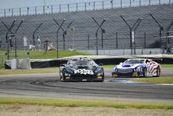 #8 TA Chevrolet Corvette, Tomy Drissi, Tony Ave Racing, #57 TA Cadillac CTSV, David Pintaric, Kryderacing