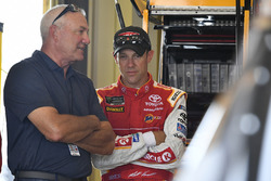 Dale Jarrett, Matt Kenseth, Joe Gibbs Racing Toyota