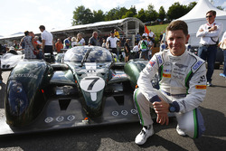 Гай Смит и Bentley Speed 8 LMP1