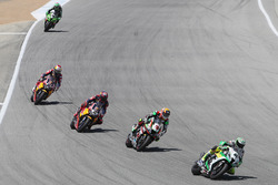 Roman Ramos, Team Go Eleven, Stefan Bradl, Honda World Superbike Team, Jake Gagne, Honda World Superbike Team