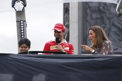 Marc Gene, Ferrari ve Natalie Pinkham, Sky Sports F1
